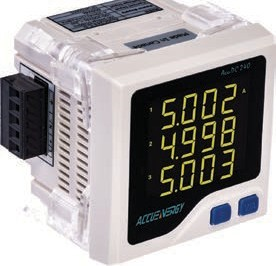 AcuDC 240 Series DC Power and Energy Meters
