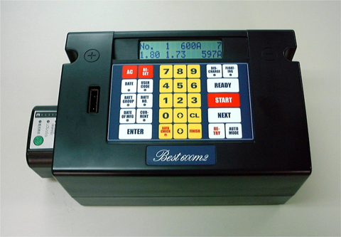 B-BEST battery capacity measuring device